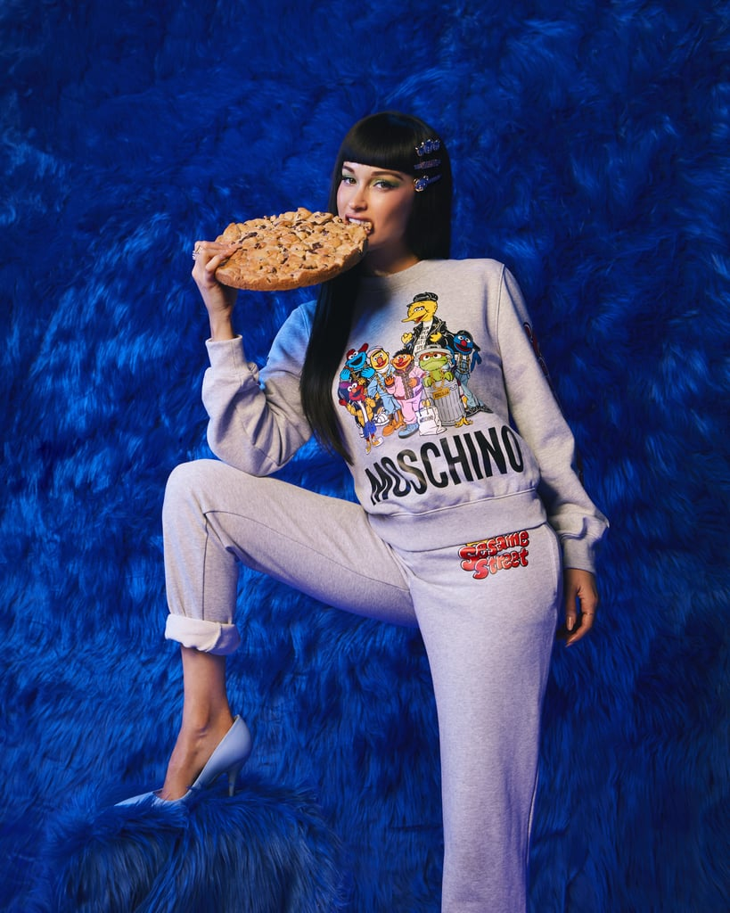 Kacey Musgraves Wears Moschino x Sesame Street's New Collab