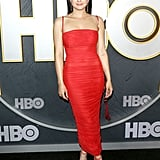 Shop Ariel Winter's Red House of CB Dress