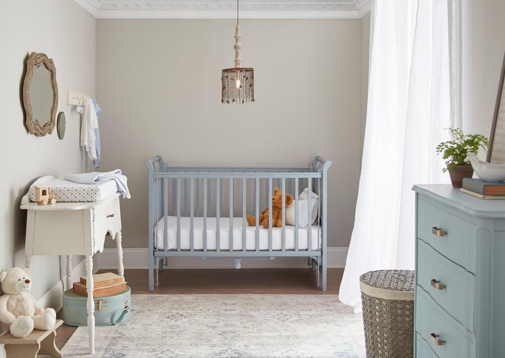 joanna gaines nursery paint colour popsugar home australia. Black Bedroom Furniture Sets. Home Design Ideas
