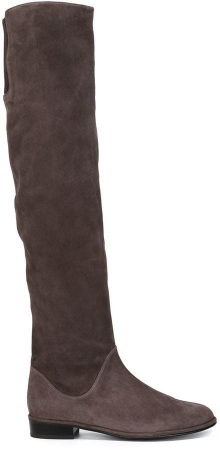 Stuart Weitzman Thigh-High Boots ($740)