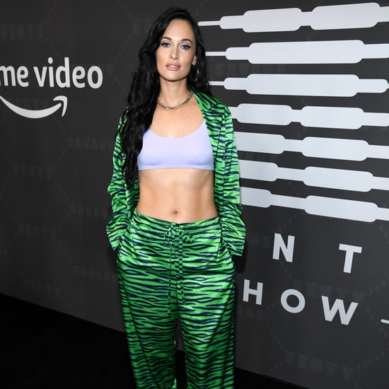 Kacey Musgraves Wearing Pajamas to the Savage x Fenty Show
