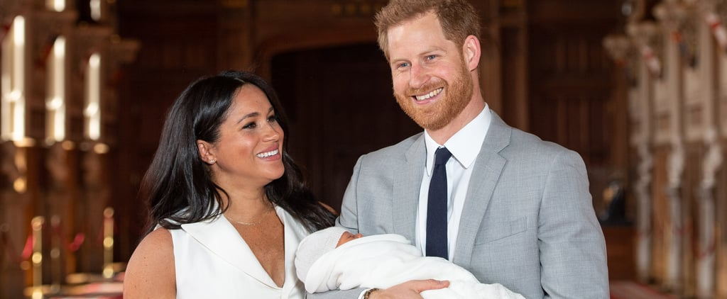Meghan Markle and Prince Harry Welcome Their Second Child