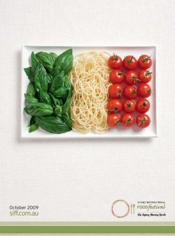 Photos of Sydney International Food Festival Ads