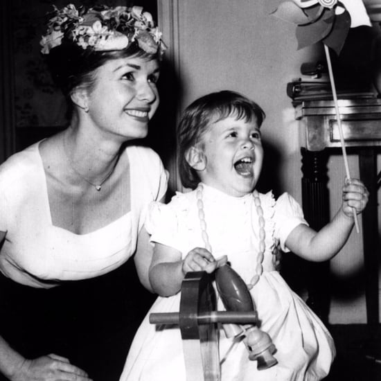 Pictures of Carrie Fisher and Debbie Reynolds