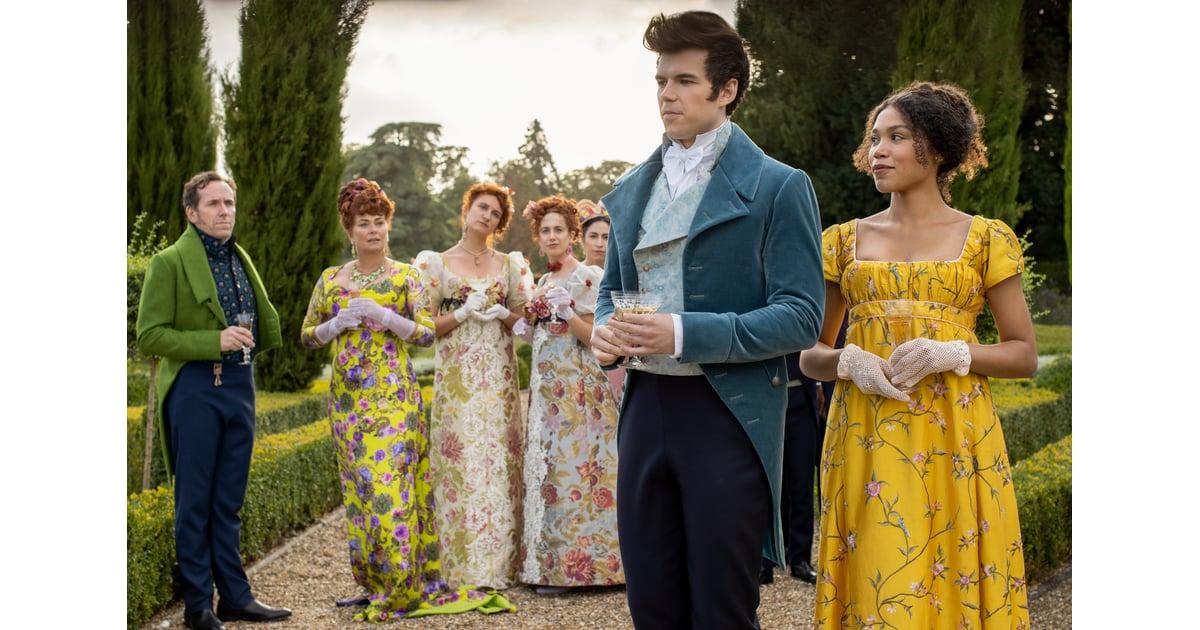 What Is Netflix's Bridgerton TV Series About? | POPSUGAR ...