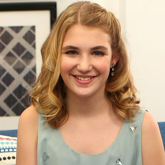 Sophie Nelisse Interview For The Book Thief | Video