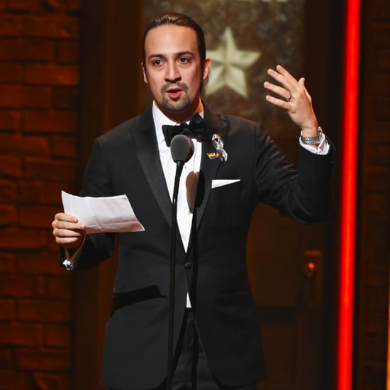 Lin-Manuel Miranda's Acceptance Speech at Tony Awards 2016