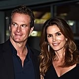Cindy Crawford and Rande Gerber at Children Awards Gala 2016