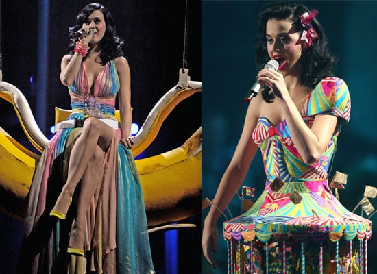 What Did You Think Of Katy Perry's MTV EMA Hosting?