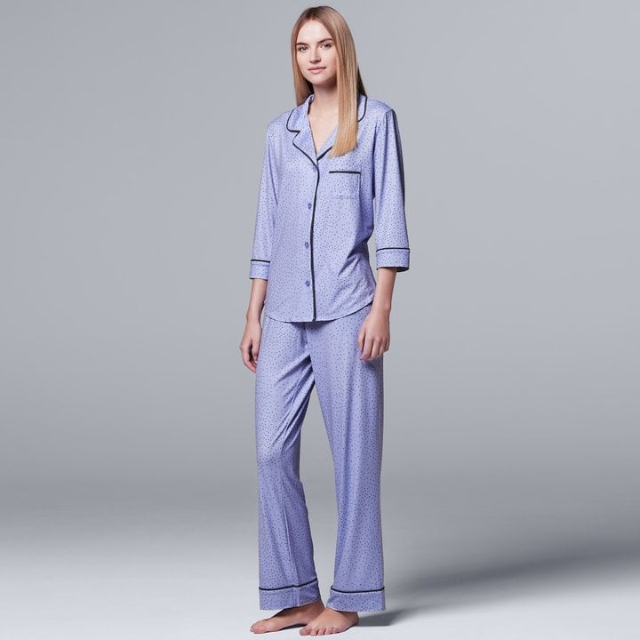 835d3bb198169 Simply Vera Vera Wang Pajama Set