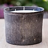 Citronella Candle in an Earth Fired Pot ($58)