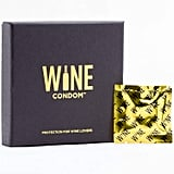 Wine Condoms Wine & Beverage Bottle Stopper