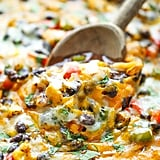 Vegetarian: Cheesy Mexican Bean and Vegetable Casserole
