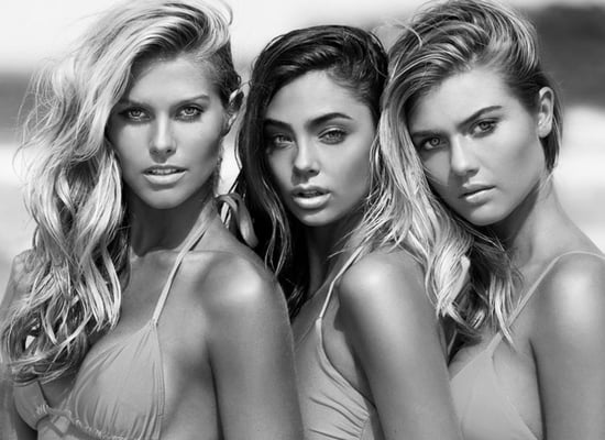 Model Summer Beauty Secrets