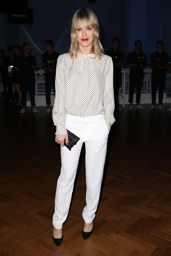 Front Row at David Jones SS '13 Fashion Launch