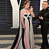 Selma Blair at the Vanity Fair Oscars Party