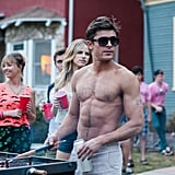 Best Performance by a Chest: Zac Efron in Neighbors