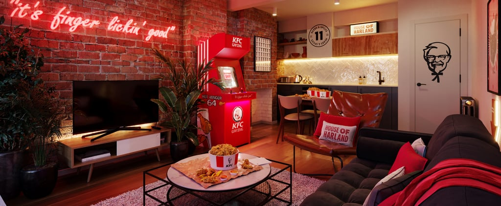 KFC's Fried Chicken Hotel Will Open in London This August