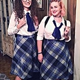 Mia and Lilly From The Princess Diaries