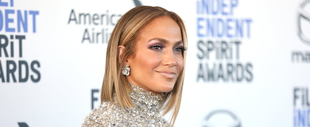 Jennifer Lopez's Brown One-Piece Swimsuit From Instagram