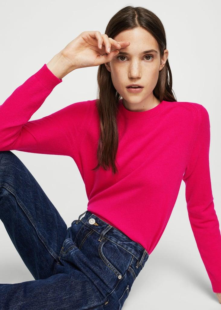 Mango 100 Percent Cashmere Sweater   Cheap Cashmere Sweaters ...