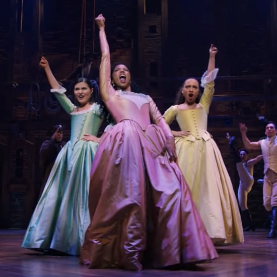 The Schuyler Sisters' Backstage Ritual at Hamilton