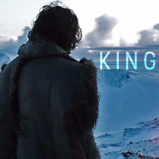 Jon Snow Game of Thrones Video Montage
