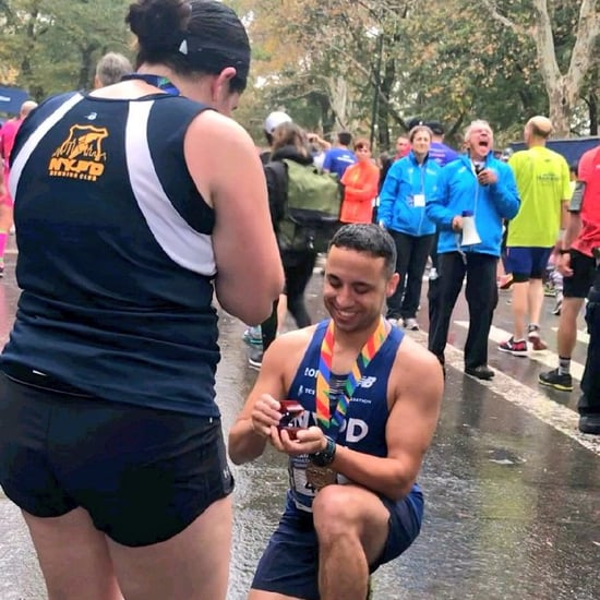 2017 New York Marathon Proposal