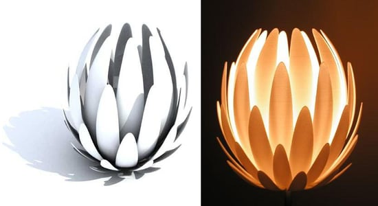Crave Worthy: Lily.mgx Lamp