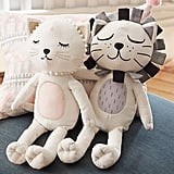 The Emily Meritt Cat and Lion Plush