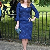 At the Serpentine Gallery Summer party in 2013.