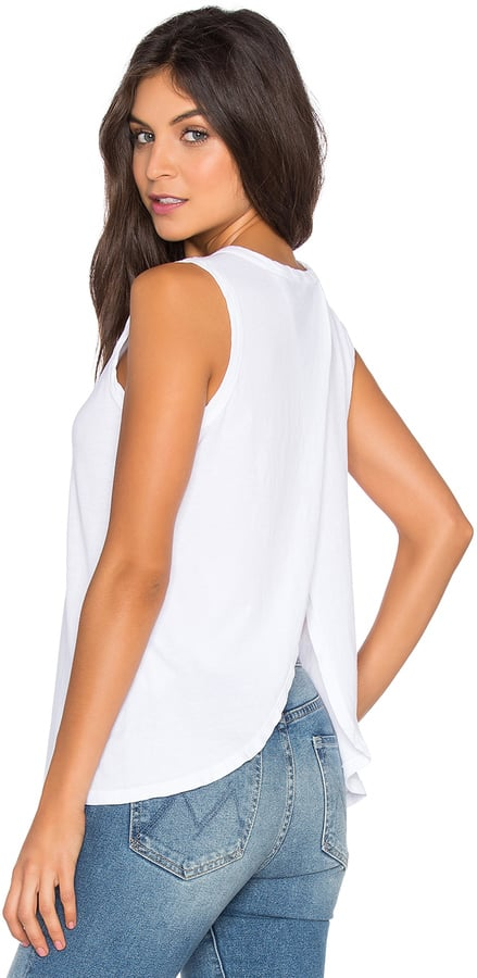 Current/Elliott The Cross Back Muscle Tee ($94)