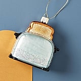 The Sparkly Little Toaster Ornament