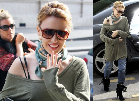 16/10/08 Kylie Minogue
