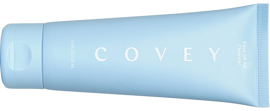 Covey Skin-Care Skin First of All Cleanser Review