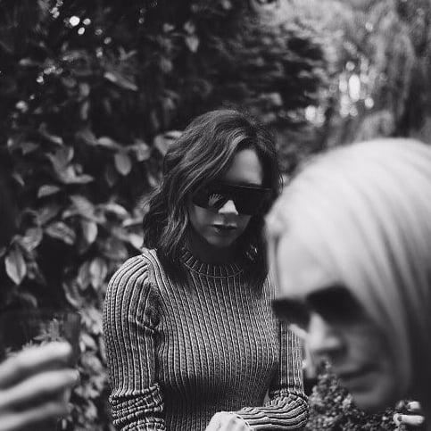 Brooklyn's Photo of Victoria Beckham's Sunglasses June 2016