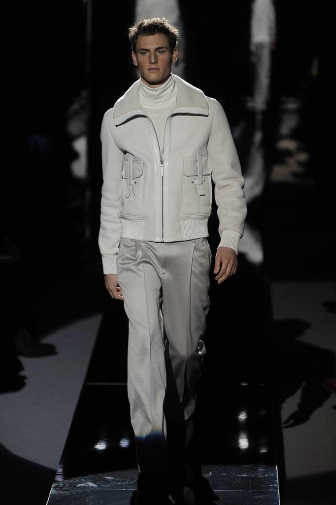 Milan: Versace Men's Fall 2009