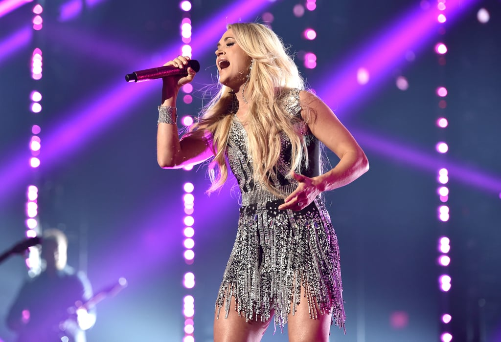 "The 2018 ACM Awards was one to remember as expected, with Reba McEntire as its host. Country stars like Miranda Lambert, Lady Antebellum, and Luke Bryan took to the stage perform, but one of the most memorable performances of the night went to Carrie Underwood. The American Idol alum returned to the stage for the first time since suffering a major injury and undergoing surgery last November. With a stellar performance of her new song, ""Cry Pretty,"" it's safe to say Carrie made a grand comeback. We've rounded up the most buzz-worthy moments of the night that made the ACM Awards a memorable one. Check them out ahead."