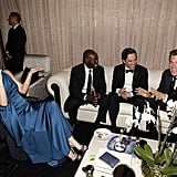 Diane Lane, Don Cheadle, Ed Helms, and Josh Brolin