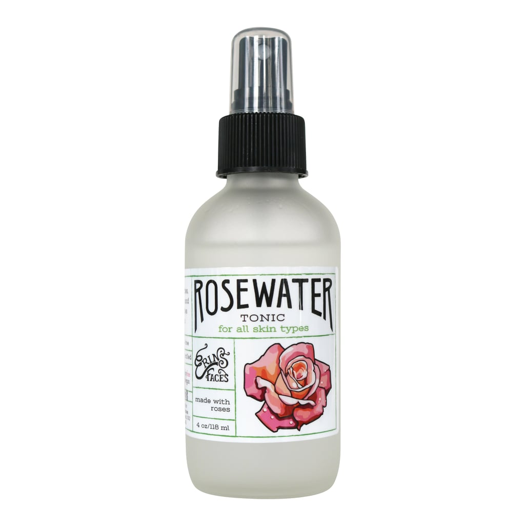 Erin's Faces Rosewater Tonic