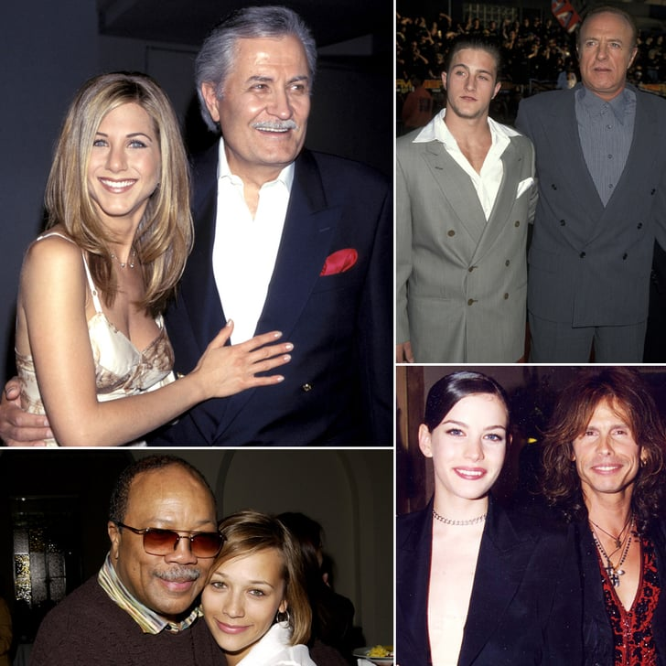 Famous Stars and Their Famous Dads