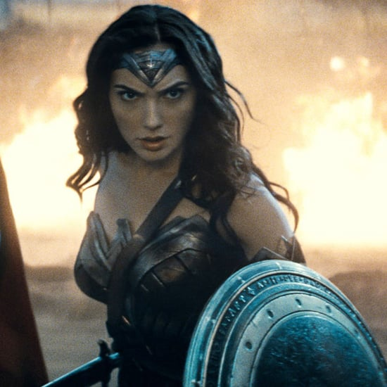Gal Gadot as Wonder Woman (Video)
