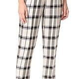 3.1 Phillip Lim Check Pants
