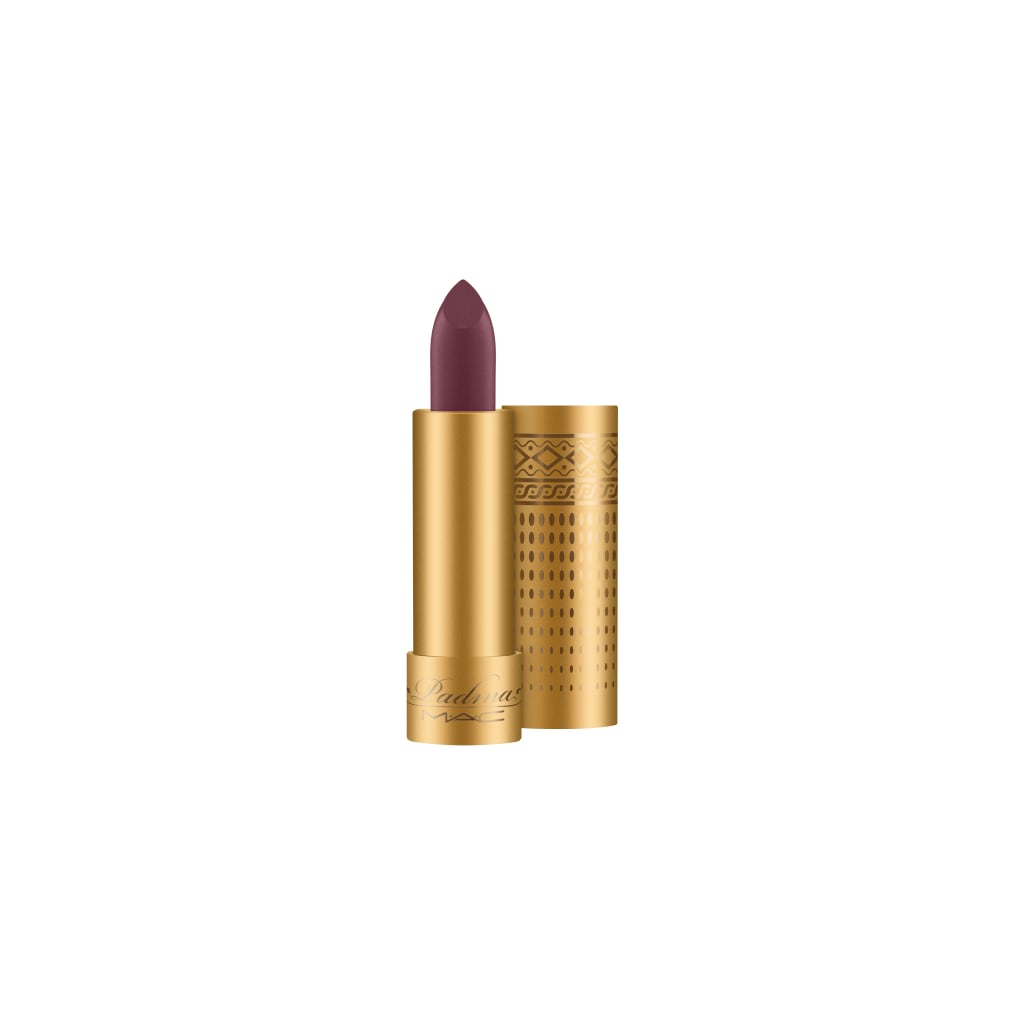 Padma x MAC Lipstick in Sumac
