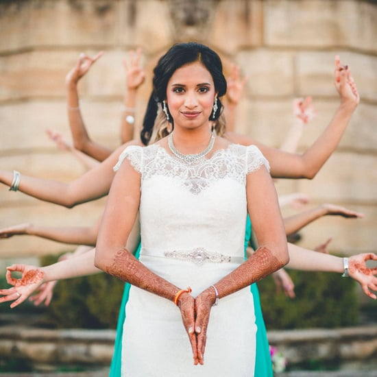 Vibrant Multicultural Wedding