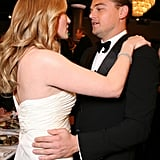 2007: They Reunite at the Golden Globes