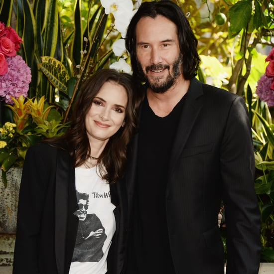 Winona Ryder and Keanu Reeves Admit Crushes on Each Other
