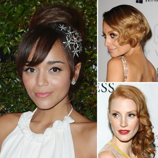 hairstyle ideas for the holidays popsugar beauty