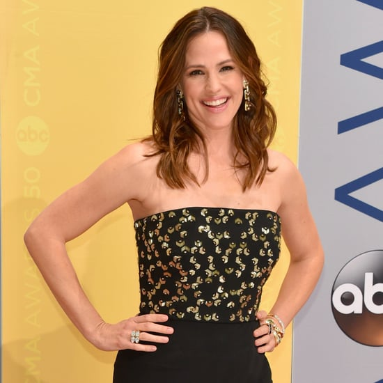 Jennifer Garner at the CMA Awards 2016