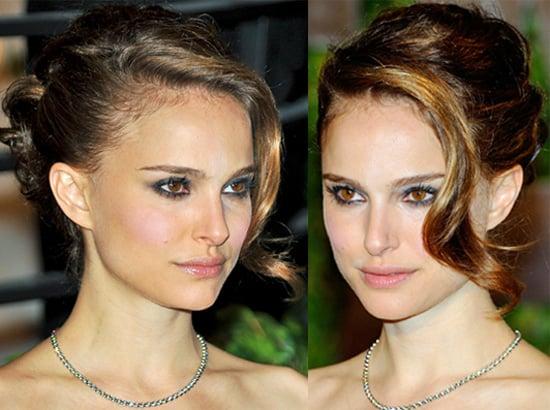 Natalie Portman Oscars 2010 Hair Tutorial 2010-03-08 13:00:40